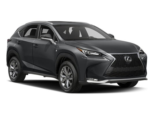 2016 Lexus Nx 200t F Sport In North Dartmouth Ma Toyota Of